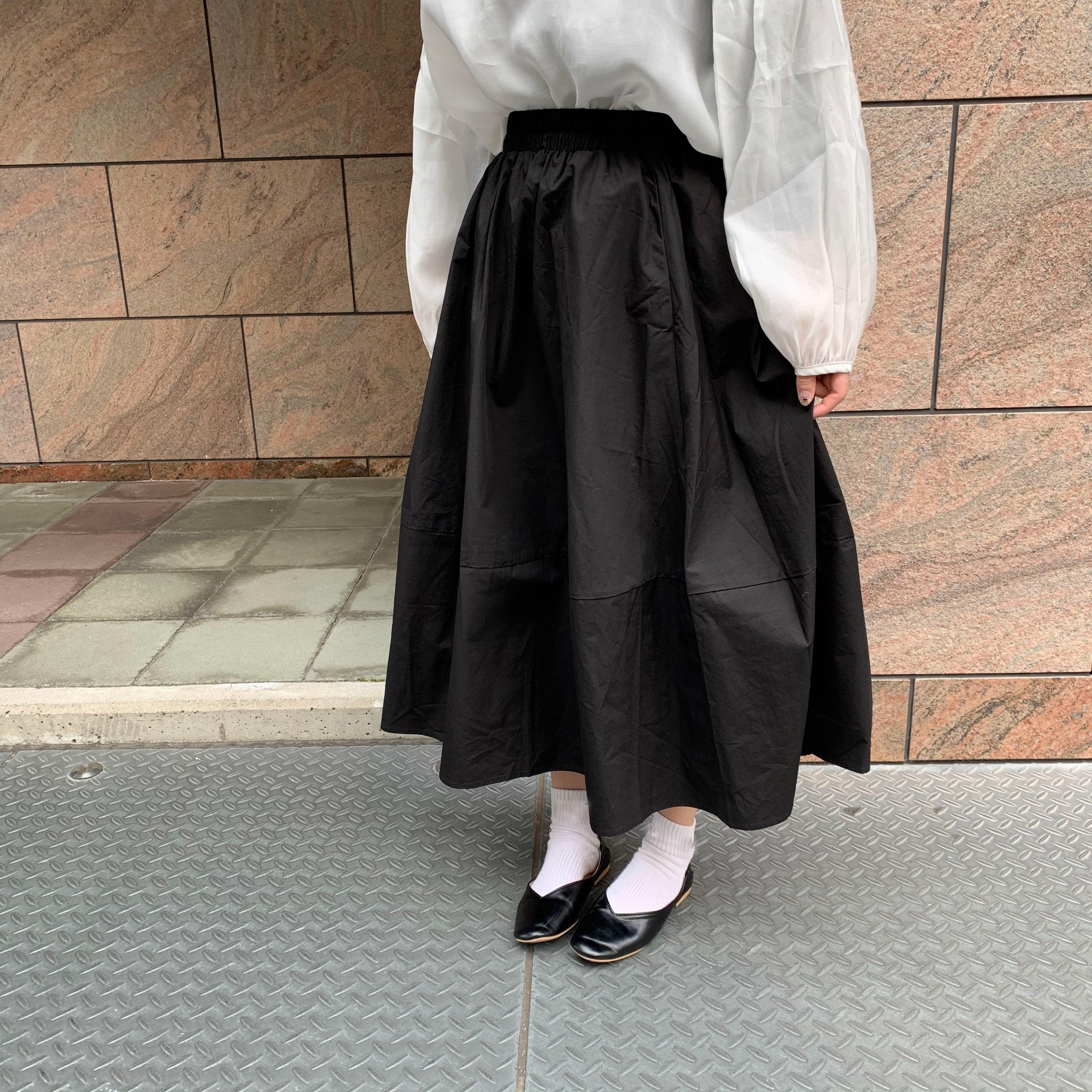 【即納】Aラインミモレ丈スカート|入学式 入園式 フォーマル 通勤