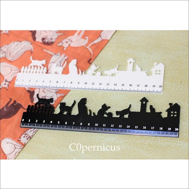 ネコ定規/ネコ雑貨/浜松雑貨屋 C0pernicus