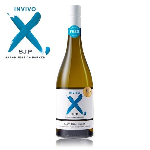Invivo X , Sarah Jessica Parker Sauvignon Blanc 2020 / インヴィーヴォ X サラ・ジェシカ・パーカー ソーヴィニヨンブラン