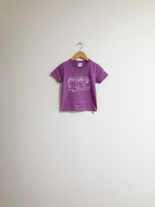 ワールドツアーキッズTシャツ 110cm