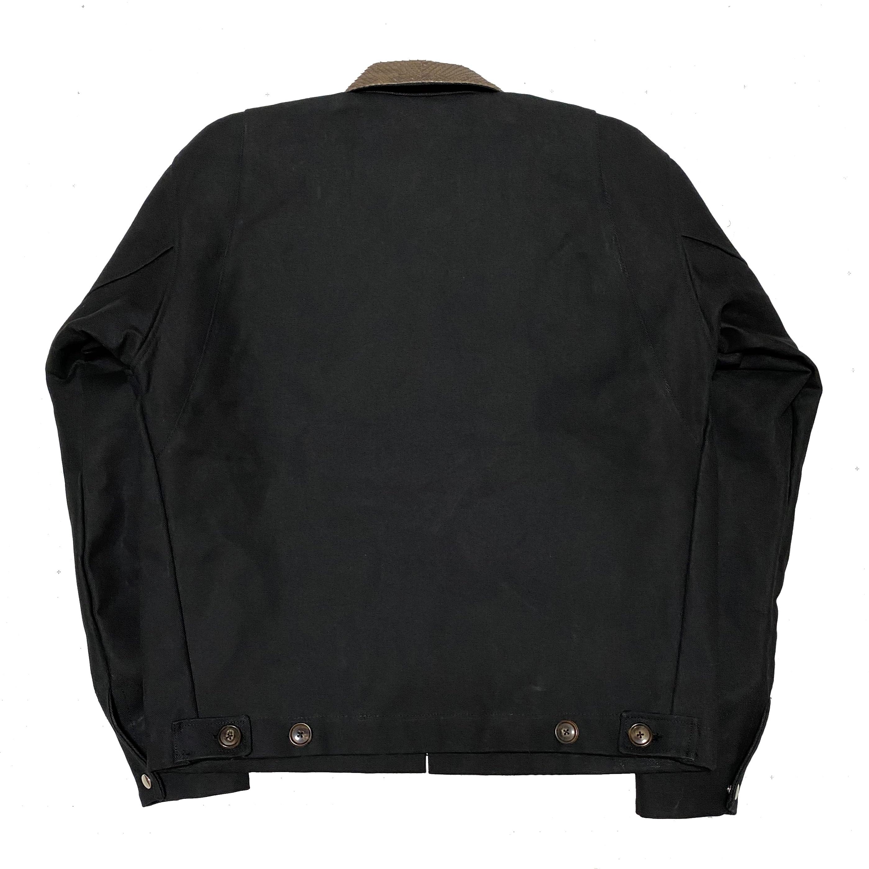 Petroit Work Jacket / Black - 画像2