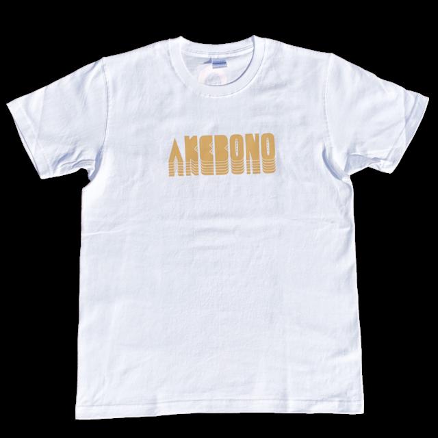 ピノキオピー - AKEBONO Tシャツ(白) - メイン画像