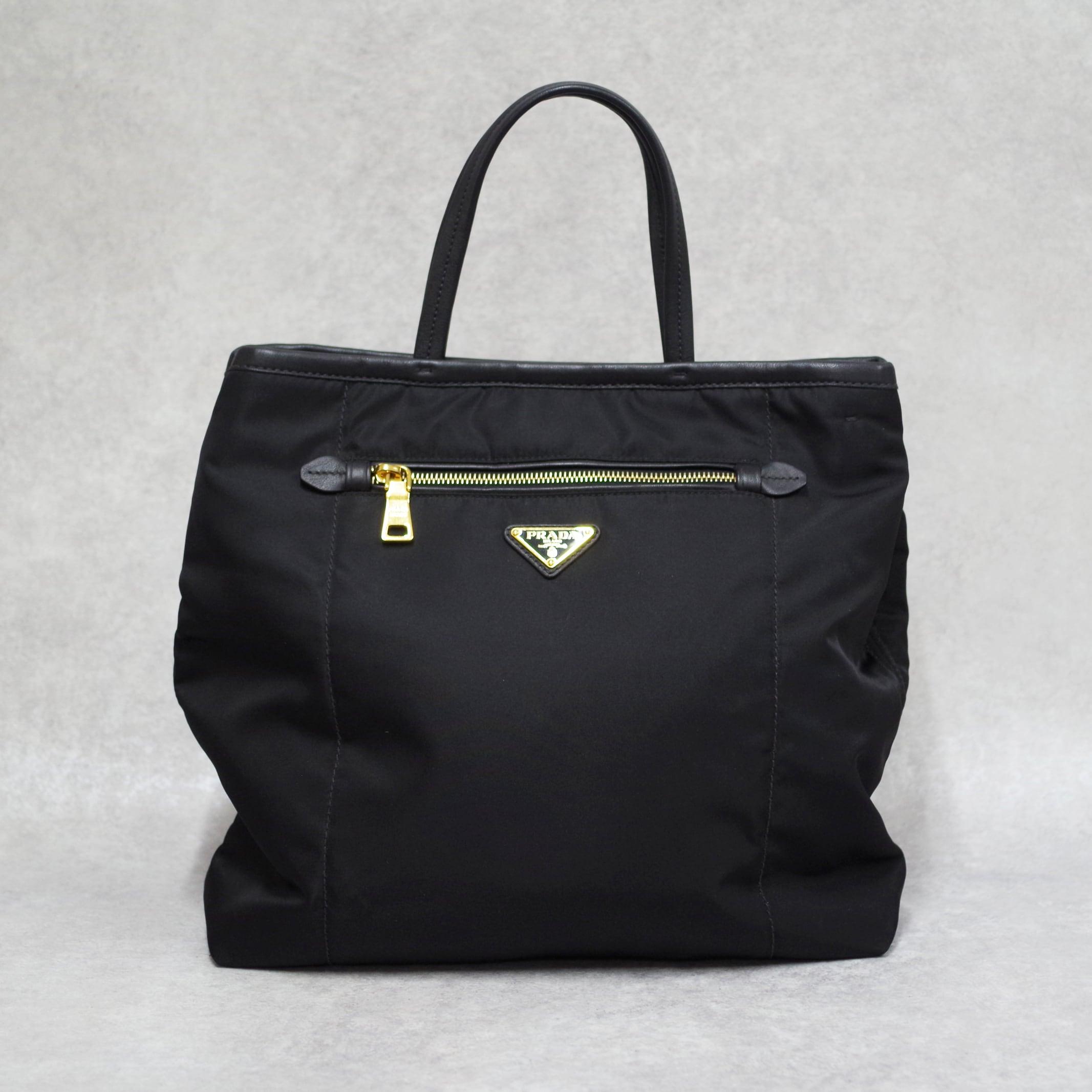 【 Reserved items 】PRADA プラダ BN2282 ナイロントートバッグ ブラック