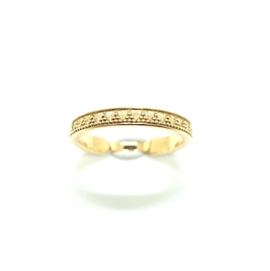 Granulation MG slim ring