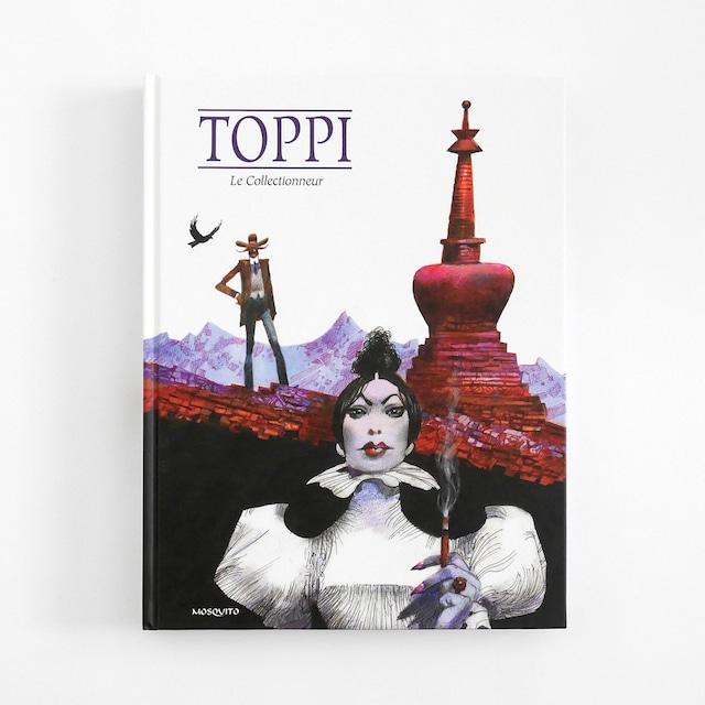 バンドデシネ合本版「Le collectionneur」バンドデシネ作家Sergio Toppi (セルジオ・トッピ)