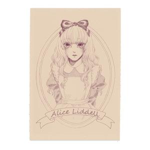 アリスのポストカード ~不思議の国のアリス~