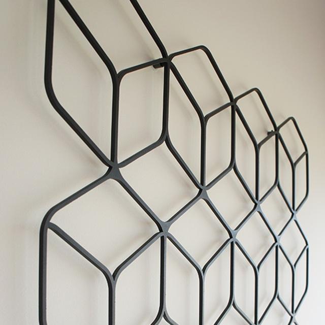 【Fe-K-008_Wall Deco fitting set】Wall Deco専用取付金具 壁を飾ろう