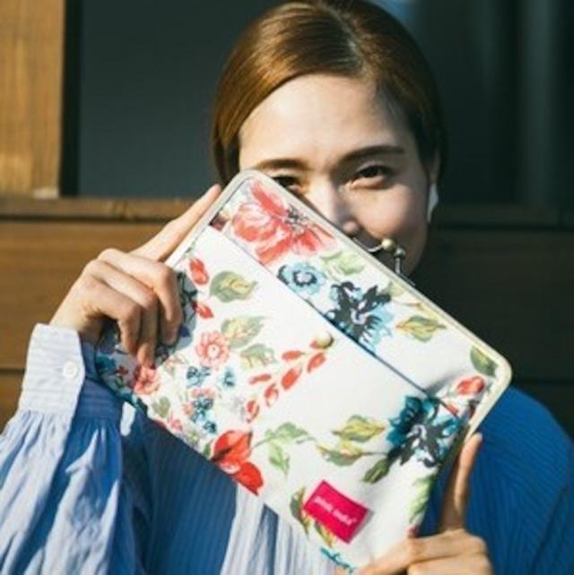 和装に合わせても可愛いんです☆北欧デザインクラッチバッグ 4デザイン