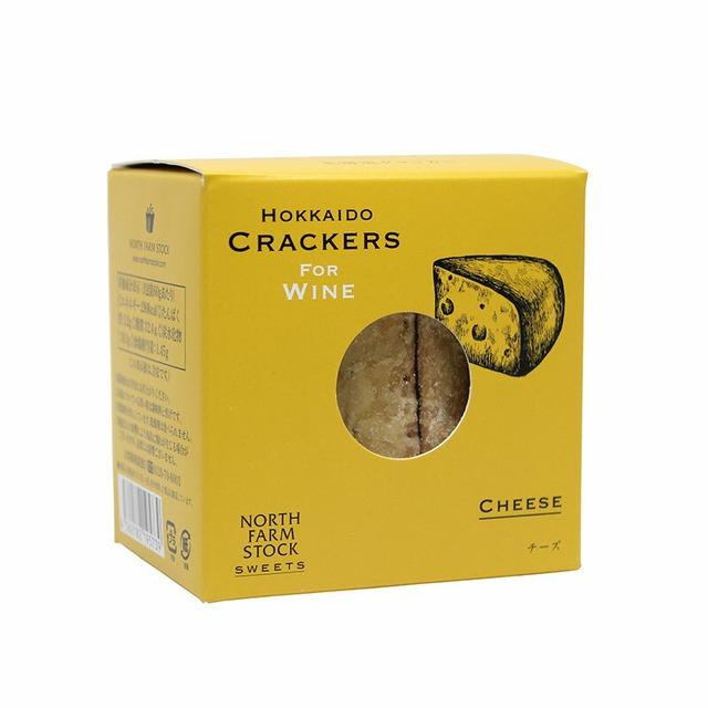 北海道クラッカー(チーズ)