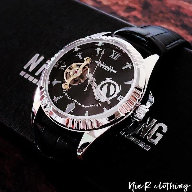 NieR ORIGINAL 高品質 自動巻腕時計