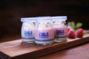 CHILK(チルク)ストロベリー4個BOX