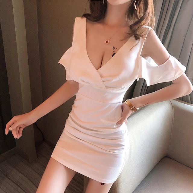【SML】キャバドレス ミニドレス セクシー 指名 必須 超人気 MY2060
