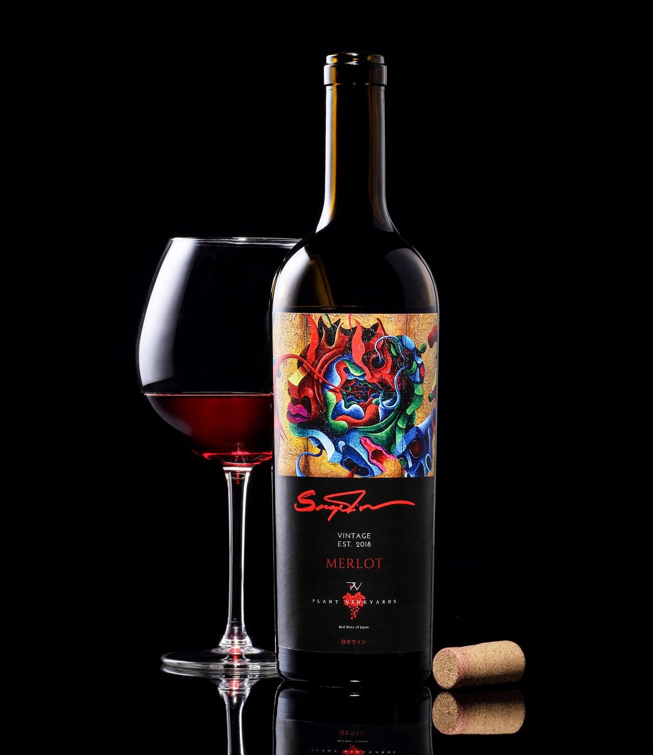 ワイン Seraphim 2018 メルロー