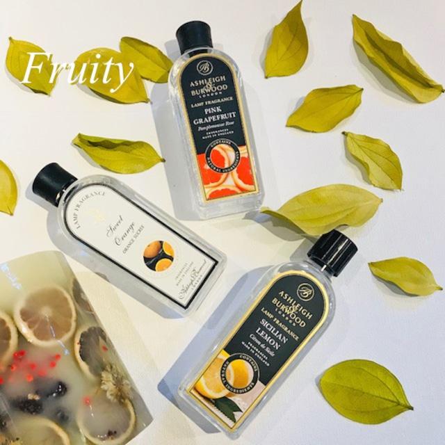 ランプフレグランス(500ml) Fruity&Exotic Ashleigh&Burwood
