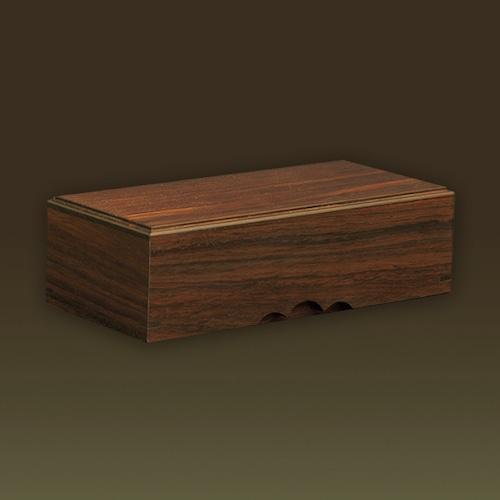 化粧木箱 ローズウッド【手作り/木の箱】