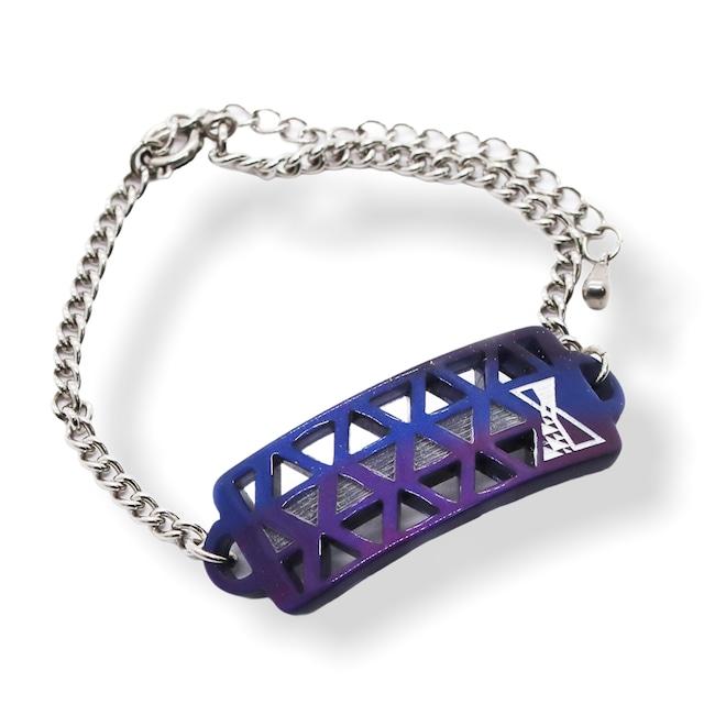 LOGO Plate Bracelet