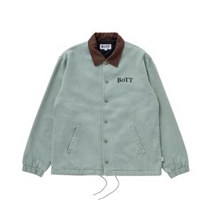 Heavy Twill Coach Jacket(mint)