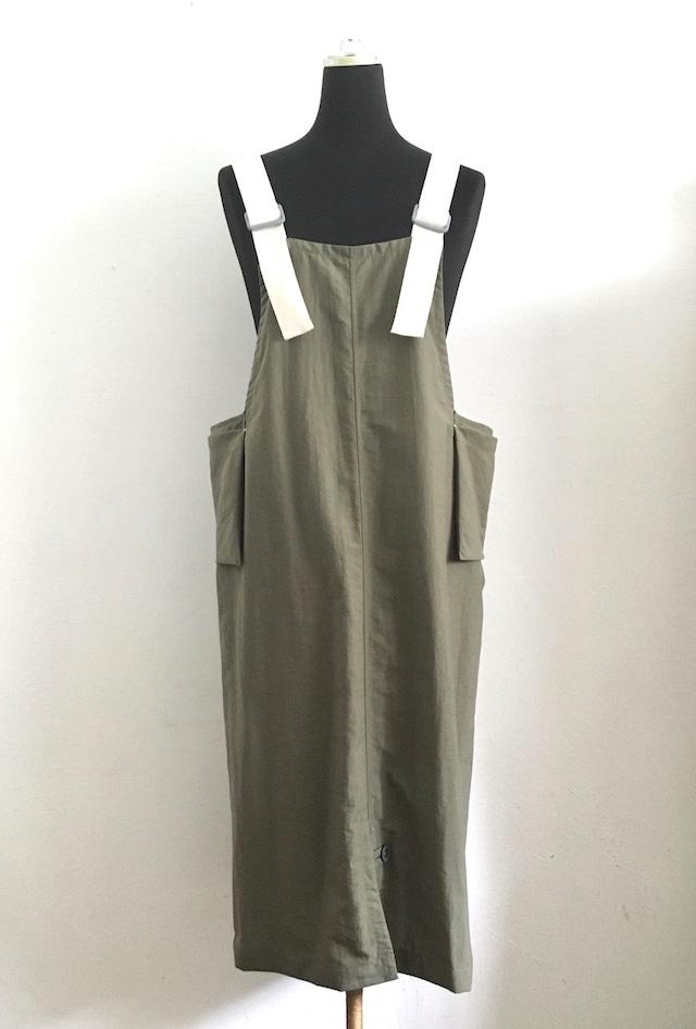 コットンライク/ジャンパースカート