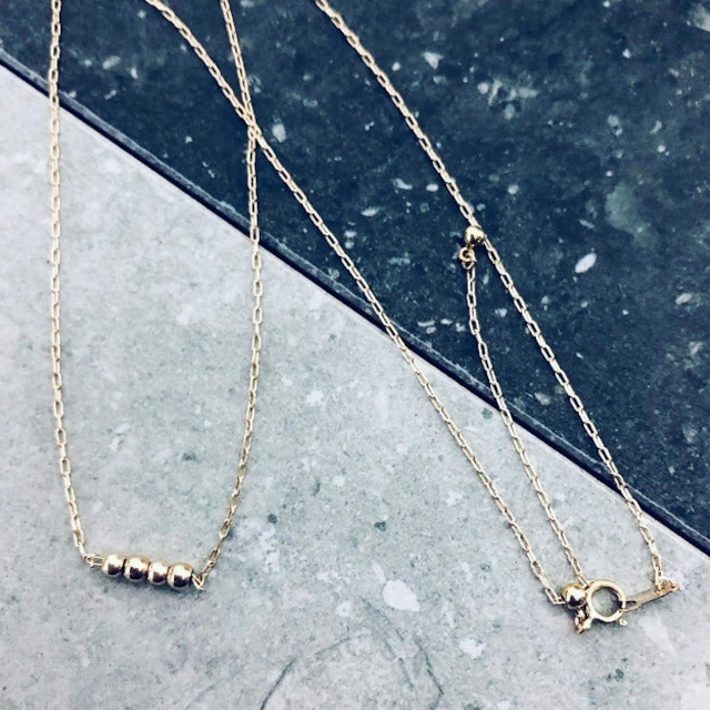 Allure Necklace(アリュールネックレス)
