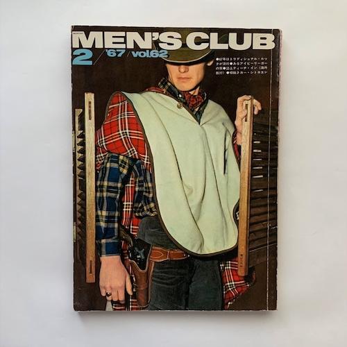 MEN'S CLUB メンズクラブ 62号
