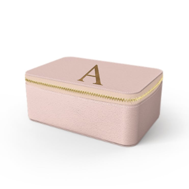 Box Premium Smooth Leather Case (Cotton Pink)