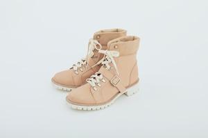 CaNARi Lace-up Dress Boots
