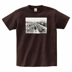 【ロゴ間違い】ダカールTシャツ(ブラウン)