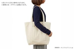 ポケット付きエコバッグLサイズ★ハシビロコウ