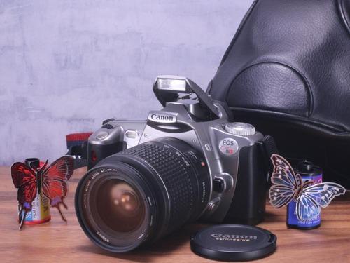 Canon Kiss III L ズームレンズ (1)