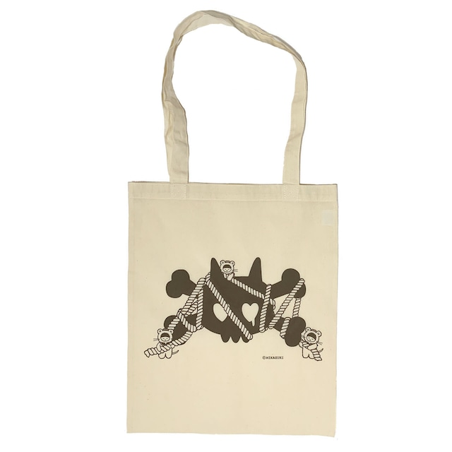 MIKAZUKI / ミカヅキ マリンねずみ ショルダートートバッグ
