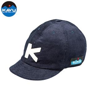 KAVU コードベースボールキャップ