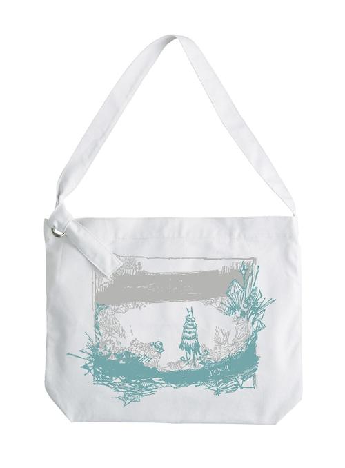 popoq Crystal Landscape Tote Bag