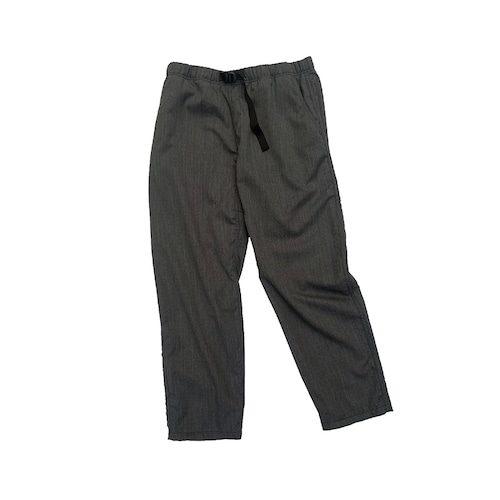 BROWN by 2-tacs / EASY PANTS(CHARCOAL)