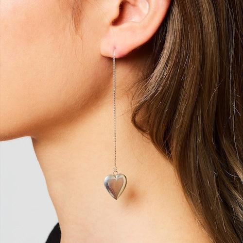 Heart locket pierce