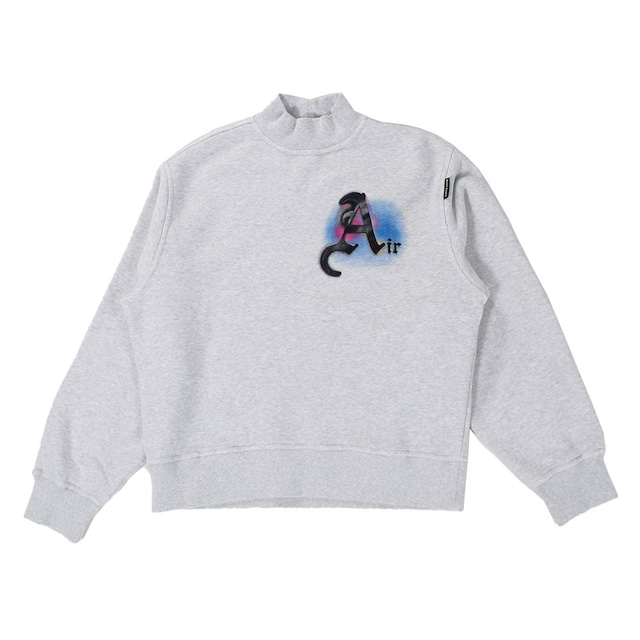 PALM ANGELS Air Mock Neck Sweat Tops