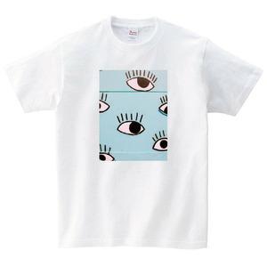 デザイン Tシャツ メンズ レディース 半袖 シンプル ゆったり おしゃれ トップス 白 30代 40代 ペアルック プレゼント 大きいサイズ 綿100% 160 S M L XL