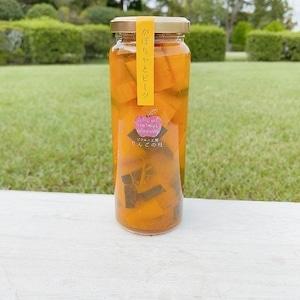 浜松産 甘くて美味しい 栗かぼちゃのピクルス