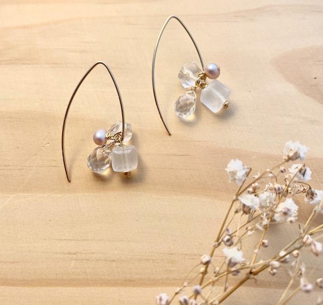 CHUNK earrings