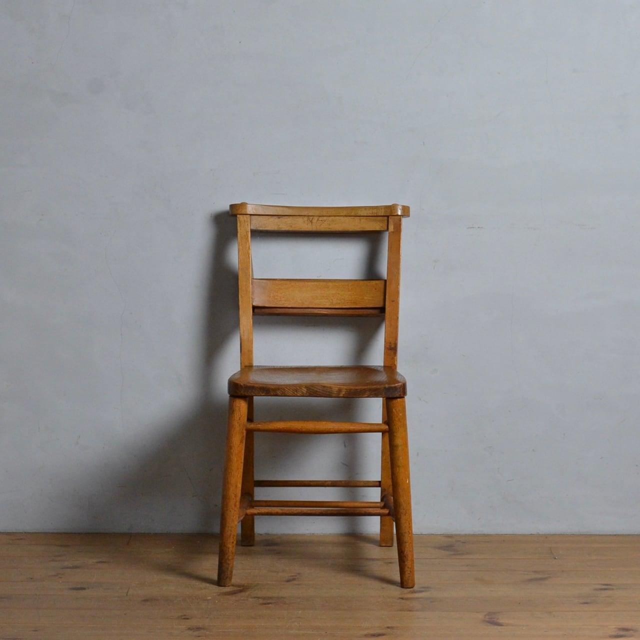 Church Chair / チャーチチェア 【B】〈チャペルチェア・ダイニングチェア・デスクチェア・椅子〉112177