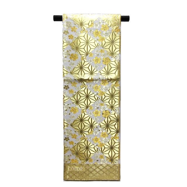 正絹袋帯 6-1407 仕立代と芯込み
