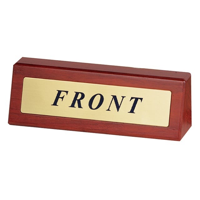 フロントサイン(FRONT) SS-20-B