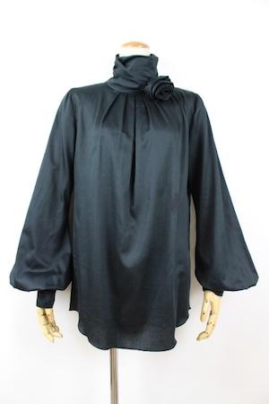 Corsage Blouse black