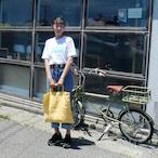 送料無料サービス中☆HOME リネンショッピングバッグ