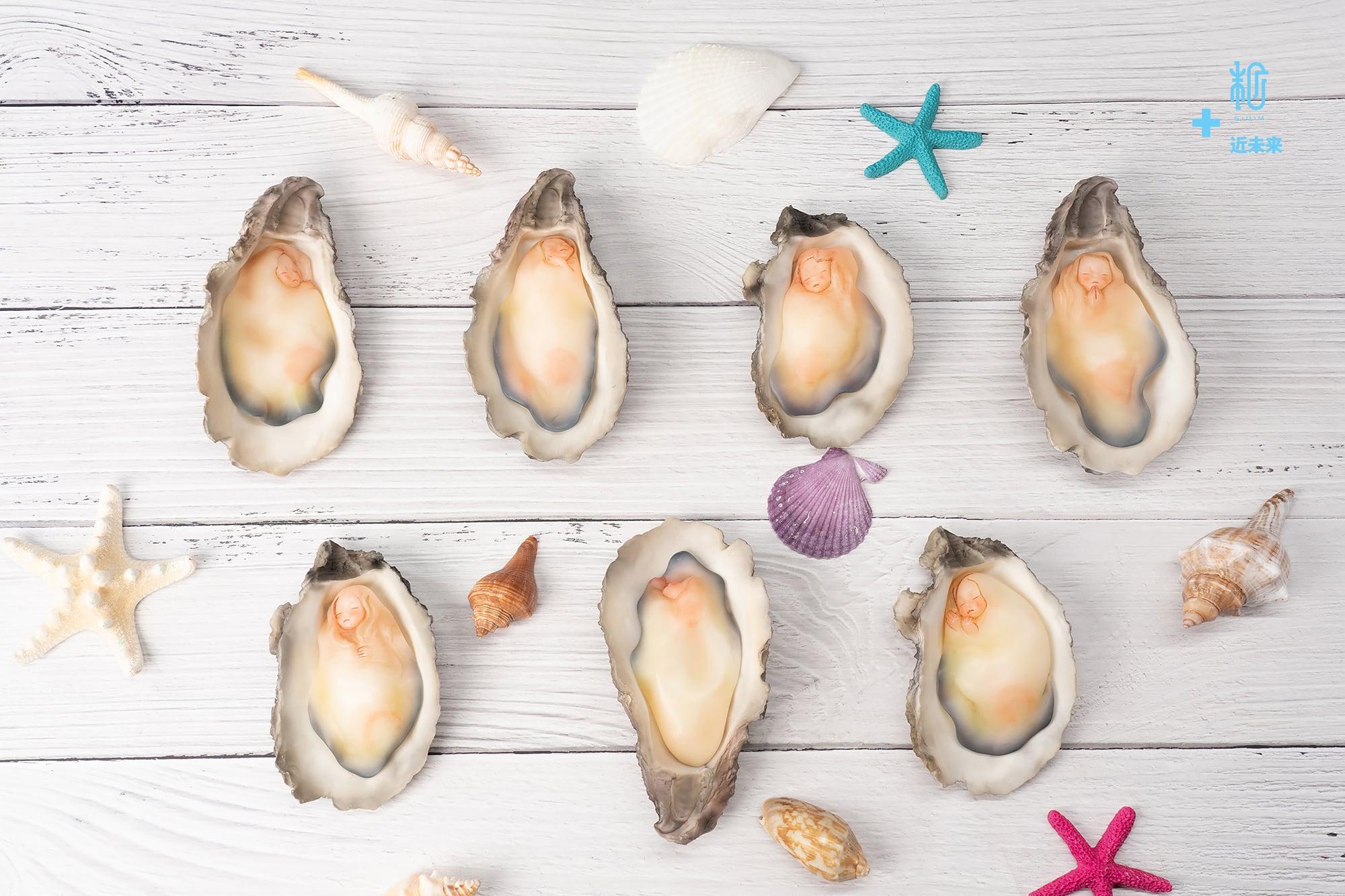 牡蠣の子|近未来|