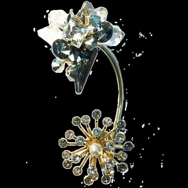 Stardust earhook (スターダストイヤーフック)EMU-020-3
