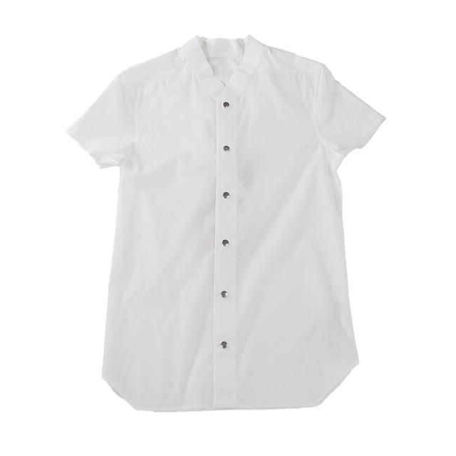 RICK OWENS Short Sleeve Shirt
