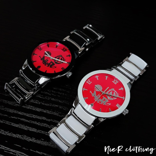 RED FACE LOGO ORIGINAL 腕時計【2色】