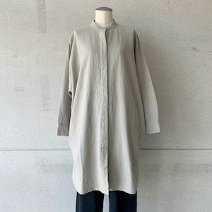 【evam eva】tunic shirts/E211T057