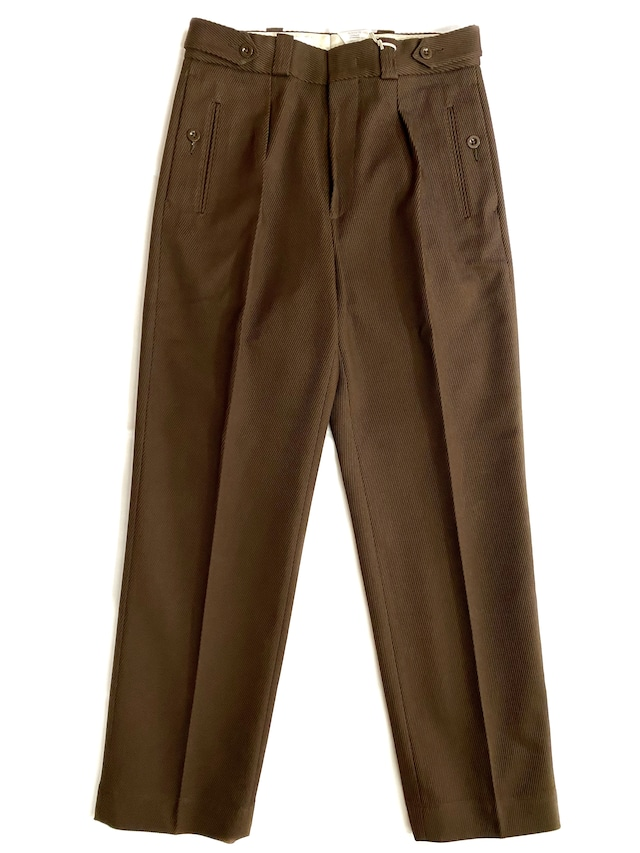 Tangent / Tan04 French Army Adjuster Pants コットンツイル