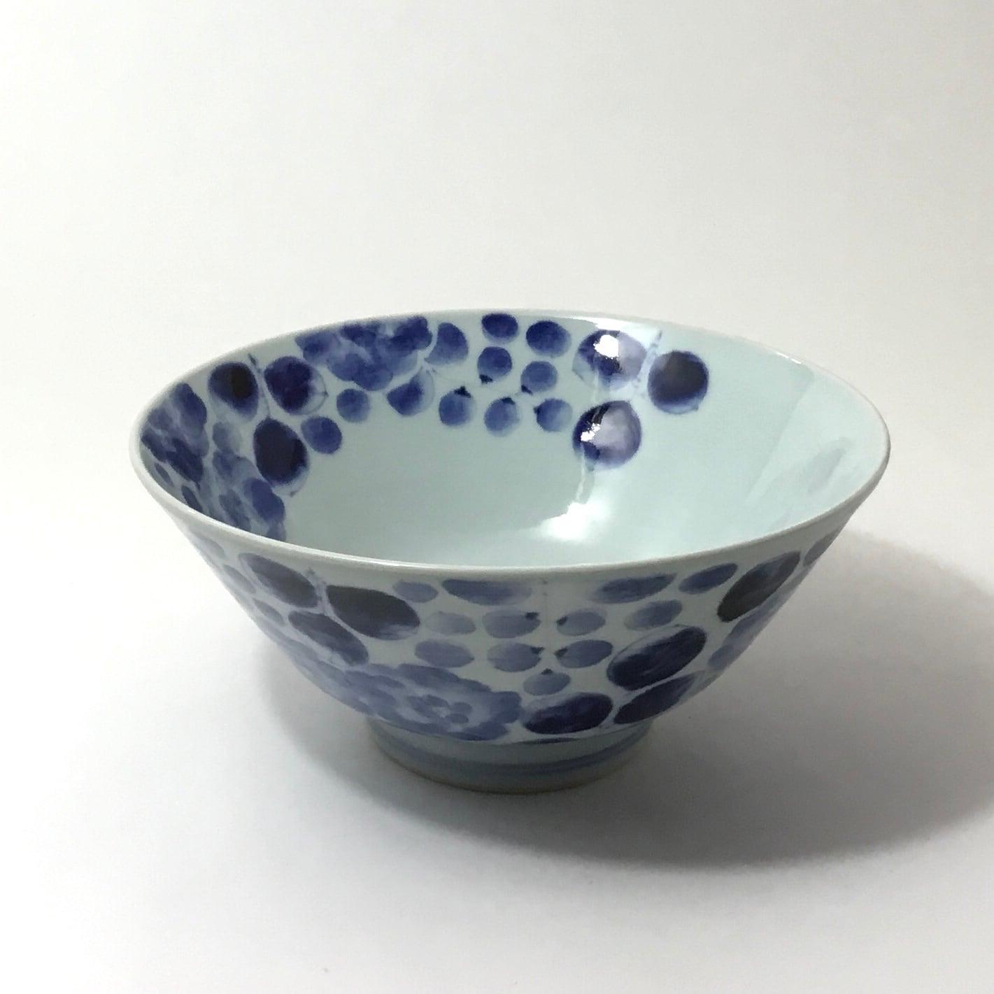 辻ヶ花麺鉢